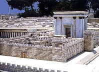 Model of Second Jewish Temple